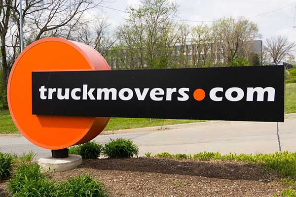 TruckMovers Sign